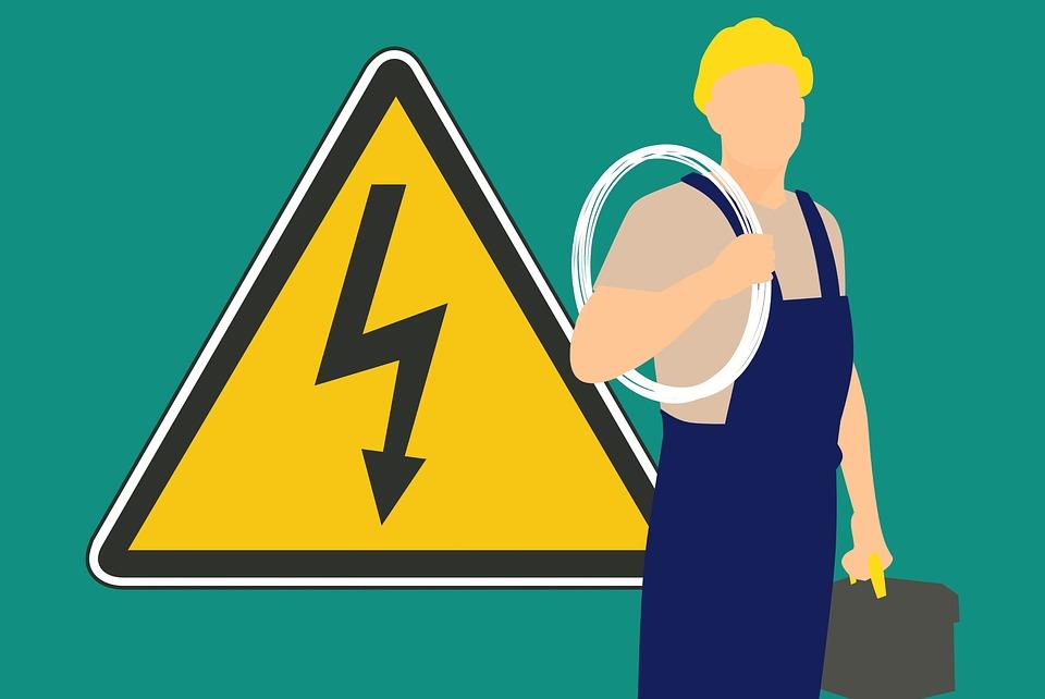 Об электробезопасности